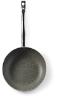 Wokpan met steel 32 cm Alta Cucina