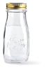 Quatro Stagioni fles met deksel 0.4 liter