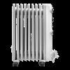Oliegevulde radiator