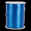 Krullint poly 5 mm, royal blauw