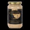 Truffel en pecorino saus