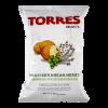 Chips mediterranean herbs