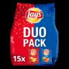Duopack paprika chips