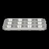 12-delige mini muffin bakplaat 19 x 25 cm