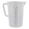 Maatbeker kunststof 1 liter