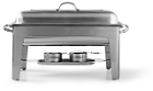 Chafing dish 1/1 GN professioneel RVS