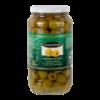 Groene olijven met piment