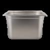 Gastronormbak 1/2-100 RVS