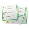 HACCP stickerrol groen