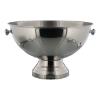 Punchbowl RVS 39 cm