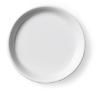 Boterbordje wit,  9 cm