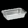 Aluminium bak zonder deksel 0,85L