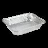 Aluminium bak 32 x 26 x 6 cm