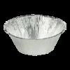 Aluminium bak 8 x 3 cm