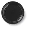 Dessertbord zwart