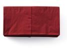 Servetten 2-laags bordeaux, 33 x 33 cm