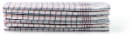 Theedoek Hollandse Ruit 90 gram, 65 x 65 cm