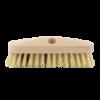 Luiwagen (schrobber) hout medium hard, 23 cm