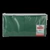 Servetten 2-laags groen, 33 x 33 cm