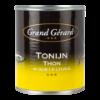 Skipjack tonijn in zonnebloemolie