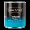 Skipjack tonijn in brine
