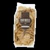 Multigranen en zeezout crackers