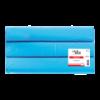 Afvalzakken 70 x 110cm 120L HDPE 25my, blauw