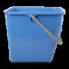 Mopemmer 25 liter, blauw