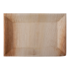Bord palmblad 17 x 25 cm