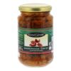 Zongedroogde tomaten halfgedroogd, in olie