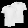 T-Shirt comfort fit M, wit