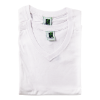 T-Shirt comfort fit XL, wit