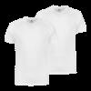 T-Shirt comfort fit XXL, wit