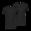 T-Shirt comfort fit M, zwart