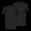 T-Shirt comfort fit S, zwart