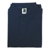 Polo comfort fit L, navy