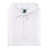 Polo comfort fit S, wit