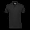 Polo comfort fit S, zwart