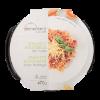 Spaghetti bolognese met kaas
