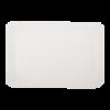 Schaaltjes 12 x 19cm karton wit