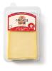 Jong belegen kaas gesneden