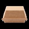 Hamburgerbak papier