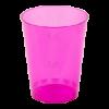 Shotglas 40/20 ml, rood