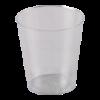 Shotglas 2 cl, doorzichtig
