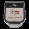 Roomijs strawberry-cheesecake