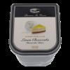 Roomijs lime-cheesecake