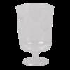 Sherryglas met voet 10 cl