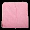 Microvezeldoek, roze