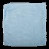 Microvezeldoek, blauw