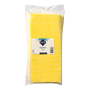 Vloerwisdoek 25 x 60 cm, geel